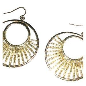 Double hoop earrings 1 for $8/2 for $14